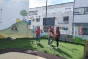 Cúllar Vega lleva su particular 'Cantajuegos' a las escuelas infantiles del municipio, con música en directo