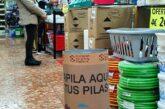 El Ayuntamiento de Cúllar Vega instala 15 nuevos contenedores para pilas usadas en edificios municipales