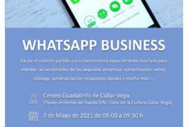 Taller de WhatsApp Business