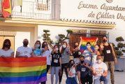 La Asociación Gía La Huella premia al Ayuntamiento de Cúllar Vega por su labor con el colectivo LGTBI