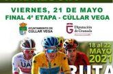 Información sobre centros educativos, calles afectadas, itinerarios y horarios para la llegada de la Vuelta a Andalucía en Cúllar Vega