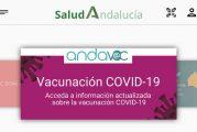 Como obtener el Certificado de Vacunación COVID a través de la aplicación Salud Andalucía
