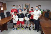 Más de 350 vecinos participan en las Escuelas Municipales Deportivas de Cúllar Vega