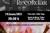 La banda de música 'Felipe Moreno' llenará de boleros, baladas y rock la plaza del Ayuntamiento de Cúllar Vega