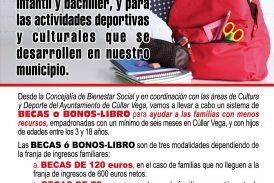 Programa de Ayudas Becas y Bono-Libros