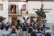 Un concierto de la banda de música de Cúllar Vega repasa la historia del cine a través de las bandas sonoras