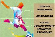 """V Torneo de Verano de Fútbol 11 """"El Ventorrillo 2021"""""""