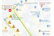 Aviso: obras de mejora en Plaza de la Constitución