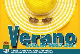 Programa de Actividades de Verano 2021 en Cúllar Vega