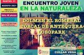 Encuentro joven en la naturaleza: Dolmen El Romeral, Torcal de Antequera y Lobopark