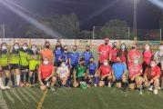 Las futbolistas del GDA vencen el IV Torneo Femenino de Fútbol 7 de El Ventorrillo