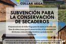 Subvenciones conservación de Secaderos – 2021
