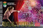 Oferta Cultural 2021/2022 en Cúllar Vega