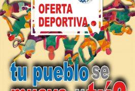 Oferta Deportiva 2021/2022 en Cúllar Vega