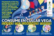 Listado de comercios participantes en la Macrocesta del Comercio 2021 de Cúllar Vega