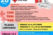 Los jóvenes de Cúllar Vega aprenderán primeros auxilios gracias a un curso municipal
