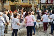 Voluntarias de Cúllar Vega recaudan cerca de 2.000 euros con un desayuno solidario para ayudar a los afectados por el volcán de La Palma