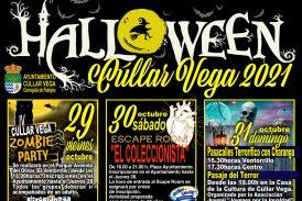 Cúllar Vega vuelve a celebrar Halloween, que comenzará este viernes con una 'zombie party'