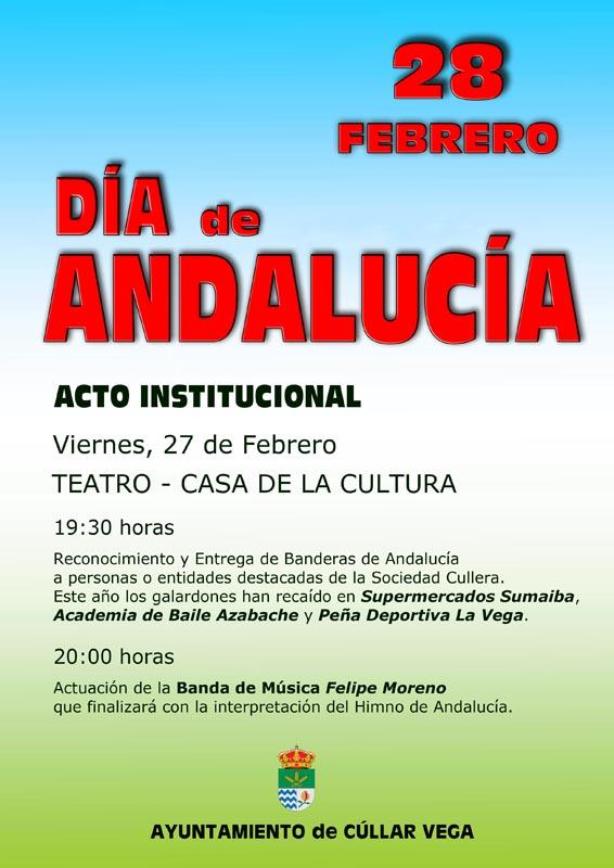 Día de Andalucía 2015